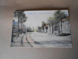 Cassel (nord) Grande Route De La Gare - Cassel
