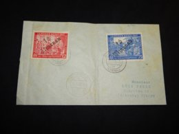 Germany 1948 Unterpörlitz 16 Ilmenau Overprint Stamp Cover__(L-31144) - Sonstige