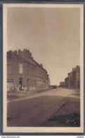 Carte Postale 59. Outtersteene  La Rue De Bailleul   Trés Beau Plan - France