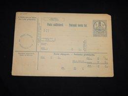 Hungary 5kr Blue Unused Stationery Card__(L-29295) - Postal Stationery