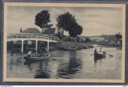 Carte Postale 59. Watten Canotage Sur La Houlle  Trés Beau Plan - Autres Communes