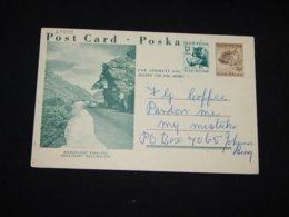 South Africa 1959 1.5d Stationery Card__(L-29577) - Afrique Du Sud (...-1961)