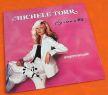 Vinyle 33 Tours Michele Torr  Olympia 80 - Vinyl-Schallplatten