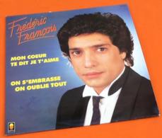 Vinyle 33 Tours  Frédéric François  (1984) Mon Coeur Te Dit Je T' Aime - Vinyl-Schallplatten