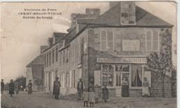 Orne : Env. De   Flers :  CERISY  BELLE  ETOILE  :  Entrée  Du  Bourg - France
