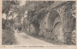 Orne : Env. De   Flers :  CERISY  BELLE  ETOILE  : L  Abbaye - France