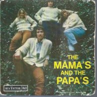 """45 Tours EP - THE MAMA'S AND THE PAPA'S   - RCA 86907  -   """" I SAW HER AGAIN """" +  3 - Vinyl-Schallplatten"""