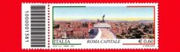 Nuovo - MNH - ITALIA - 2011 - Barre - Roma Capitale  - 0,60 - Roma Dalle Quadrighe Del Vittoriano - 1381 - 1946-.. République