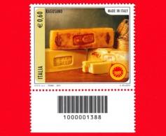 Nuovo - MNH - ITALIA - 2011 - Barre - Made In Italy - Formaggi - 0,60 - Ragusano  - 1388 - Códigos De Barras