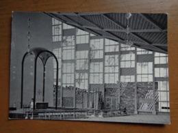 Bruxelles Expo 1958 / Pavillon Du Saint Siège, Vue Intérieure De L'église --> Onbeschreven - Universal Exhibitions