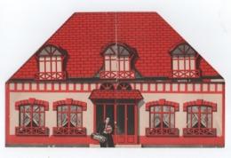 Prospectus Pub. à Pliages/ ELECTRO-LUX/Aspirateur-Cireuse/-Réfrigérateur/ Bd Malesberbes,Paris/Roger/Vers 1950 VPN254 - Altri