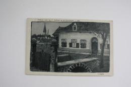Pitthem  Pittem   Huis Van P Verbiest Op De Queckmote 1623   ( CHINA ) - Pittem
