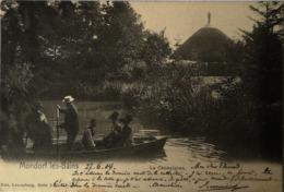 Mondorf Les Bains (Luxembourg)  Le Champignon 1904 - Mondorf-les-Bains