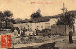 ORNES  - Place Du Roi - France