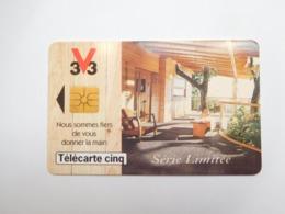 Télécarte Privée , 5U , Gn144 , V33 Fongexor - Frankreich