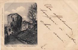 BEAUMONT, La Tour Salamandre - Beaumont