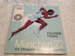 Munchen 72 Xx Olimpiade Album Completo Ottimo Panini €€&entra Per Descrizione - Panini