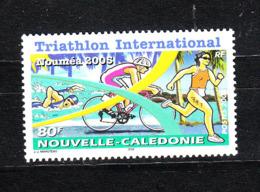 Nuova Caledonia - 2005. Triathlon. MNH - Francobolli