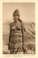 FEMME FOULBE SEINS NUS - Kamerun