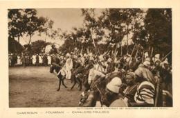 CAMEROUN FOUMBAN CAVALIERS FOULBES - Cameroon