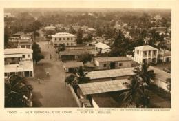 TOGO VUE GENERALE DE LOME - Togo
