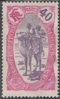 Côte Française Des Somalis 1909-1940 - N° 76 (YT) N° 76 (AM) Neuf *. Gomme Altérée. - Costa Francesa De Somalia (1894-1967)