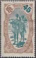 Côte Française Des Somalis 1909-1940 - N° 77 (YT) N° 77 (AM) Neuf *. Gomme Altérée. - Costa Francesa De Somalia (1894-1967)