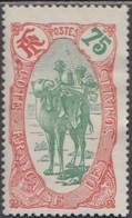 Côte Française Des Somalis 1909-1940 - N° 79 (YT) N° 79 (AM) Neuf *. Gomme Altérée. - Costa Francesa De Somalia (1894-1967)