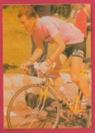 Coureur Cycliste / Wielrenner / Ciclista - Louison Bobet ( France ) - Equipe Hutchison ( Voir Verso ) - Wielrennen