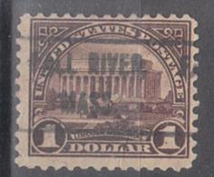 USA Precancel Vorausentwertung Preo, Locals Massachusetts, Fall River 571-471 - United States