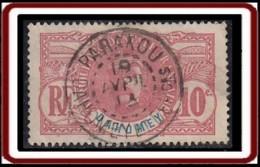 Dahomey 1906-1907 - Parakou Sur N° 22 (YT) N° 22 (AM). Oblitération De 1913. - Usados
