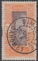 Dahomey 1912-1944 - Bimbereke Sur N° 58 (YT) N° 56 (AM). Oblitération. - Usados