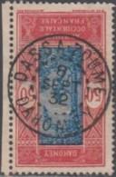 Dahomey 1912-1944 - Dassa-Zoume Sur N° 74 (YT) N° 79 (AM). Oblitération De 1932. - Usados