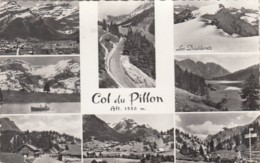 Col Du Pillon - Carte Multivues - 1964 - UR Uri