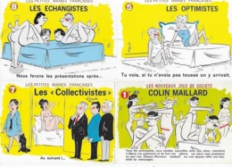 7 CPSM D' ALEXANDRE HUM Lot 1 - Alexandre