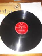 Polydor  Inc. Francese   -  Nr. 560.480   -  3334 - 2ACP. Jean Claude Darnal - 78 Rpm - Gramophone Records