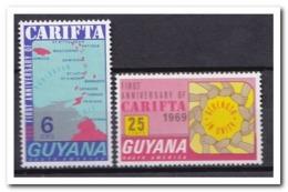 Guyana 1969, Postfris MNH, Carifta - Guyana (1966-...)