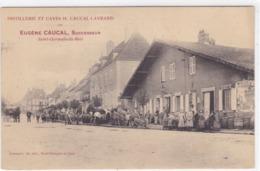 Saône-et-Loire - Distillerie Et Caves H. Caucal-Lavrand - Eugène Caucal, Successeur - Saint-Germain-du-Bois - France