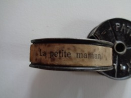 """FILM PATHE BABY 9,5mm  """"LA  PETITE MAMAN"""" 1923 - Other Collections"""