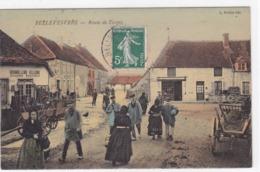 Saône-et-Loire - Bellevesvres - Route De Torpes - France