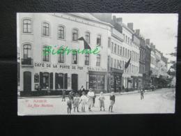 La Rue Mathieu - Namur