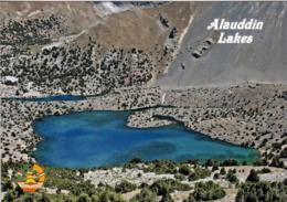 1 AK Tadschikistan * Landschaft Um Den Alauddin See In Tadschikistan * - Tagikistan
