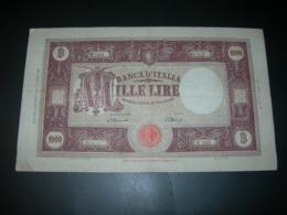 Italia 1000 Lire - [ 1] …-1946 : Regno
