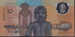 Australia $10 1988 Polymer Uncirculated AB 15844584 2nd Print - Emisiones Gubernamentales Decimales 1966-...