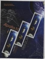 Canada (2019) - MS -  /  Espace - Space - Moon - Apollo - Astronaut - Spazio