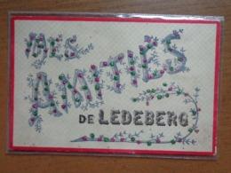 Mes Amitiés De Ledeberg -> Beschreven (met Gltters) - Gent
