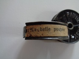 """FILM PATHE BABY 9,5mm  """"LA BELLE POUPEE """" 1923 - Other Collections"""