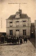 CPA LIANCOURT-St-PIERRE - La Mairie (259391) - Liancourt