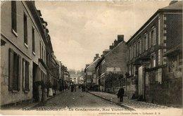 CPA LIANCOURT - La Gendarmerie Rue VICtor-Hugo (259759) - Liancourt