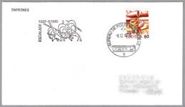 ESCALADE - Celebracion Victoria De 1602. Bureau De Poste Automovile, Suiza, 1990 - Militares